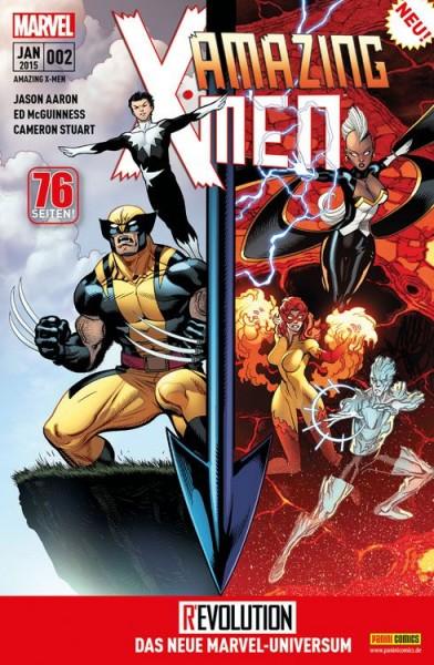 Amazing X-Men 2