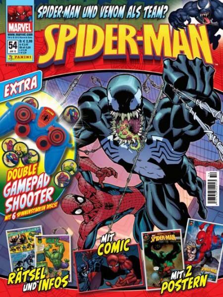Spider-Man Magazin 54