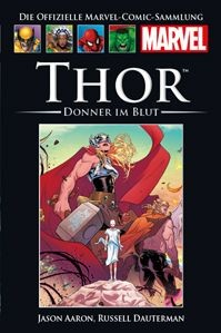 Hachette Marvel Collection 160: Thor – Donner im Blut