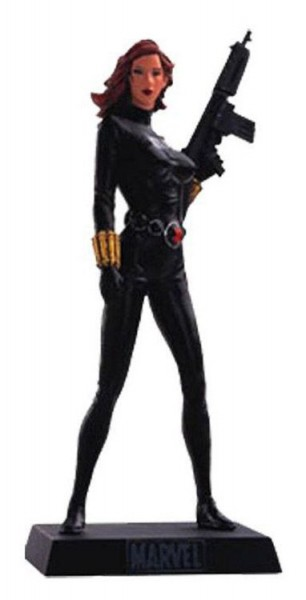 Marvel-Figur: Black Widow