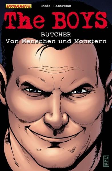 The Boys 11: Butcher - von Menschen und Monstern