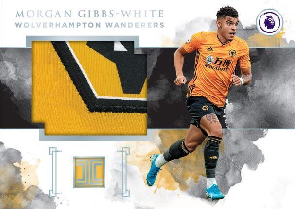 Panini Impeccable Soccer Premier League 2019/20 Trading Cards - Morgan Gibbs-White