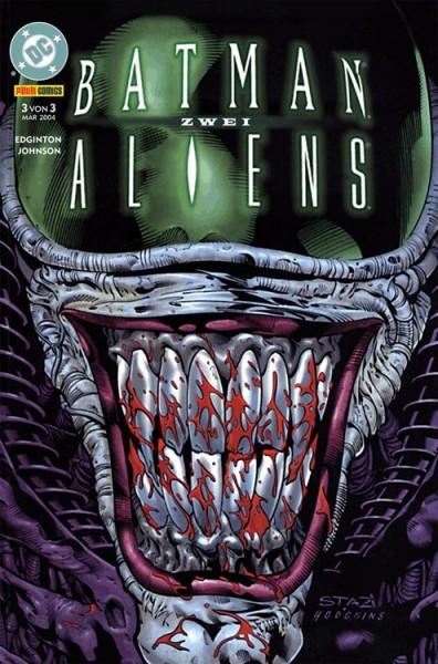 Batman/Aliens II: Band 3