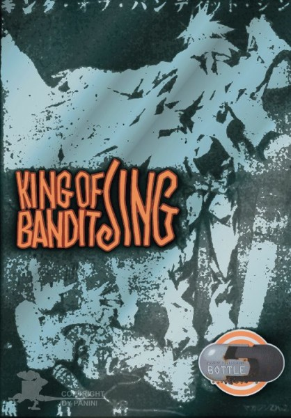 King of Bandit Jing: Bottle 5