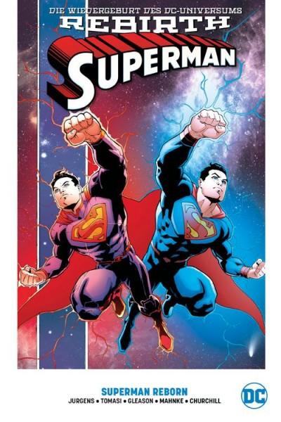 Superman Paperback 3: Superman Reborn