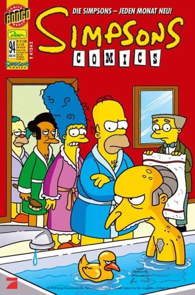 Simpsons Comics 94