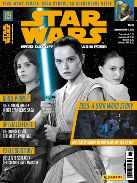 Star Wars: Das offizielle Magazin 89