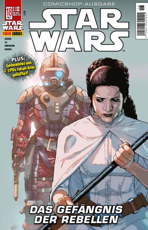 Star Wars 18: Das Gefängnis der...