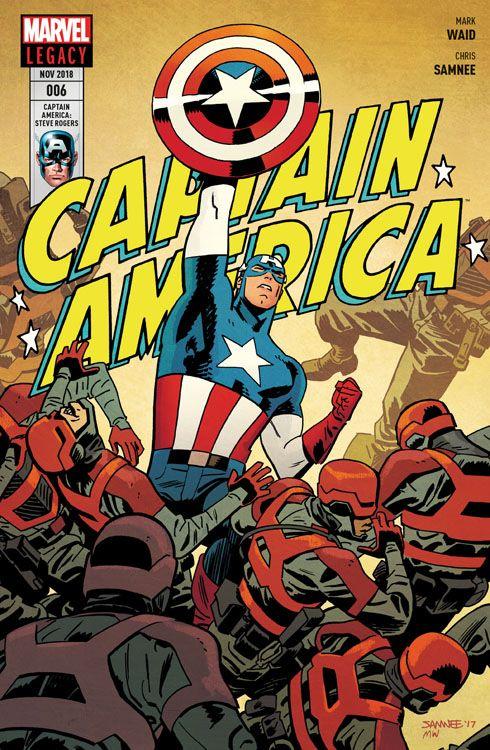 Captain America: Steve Rogers 6