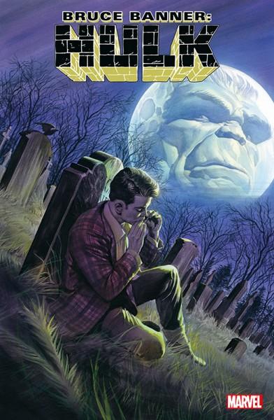 Bruce Banner: Hulk 4 Cover
