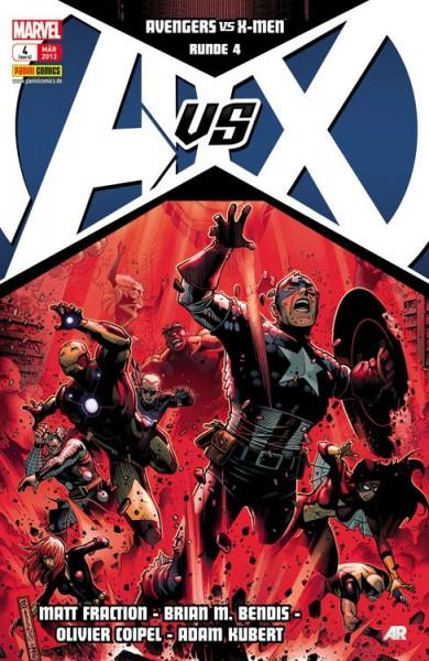 Avengers vs. X-Men 4
