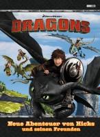 Dragons - Neue Abenteuer von Hicks und seinen Freunden