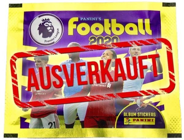 Premier League 2020 Stickerkollektion - Tüte ausverkauft