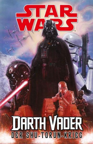 Star Wars: Darth Vader - Der Shu-Torun-Krieg