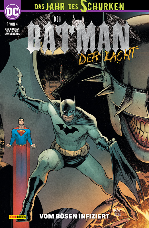 Der Batman, der lacht Sonderband 1:...