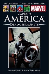 Hachette Marvel Collection 56: Captain America - Der Auserwählte