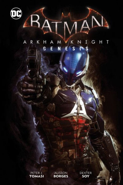 Batman Arkham Knight - Genesis Hardcover