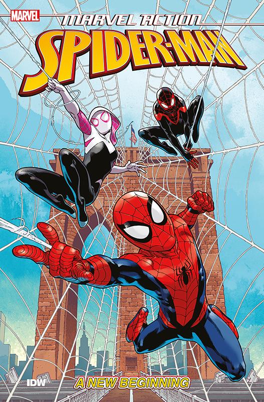 Marvel Action: Spider-Man 1