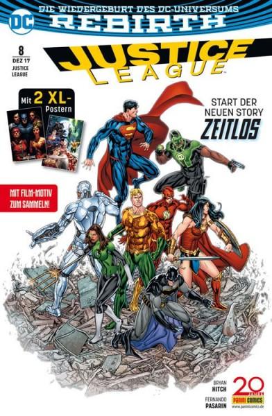 Justice League 8 (2017)