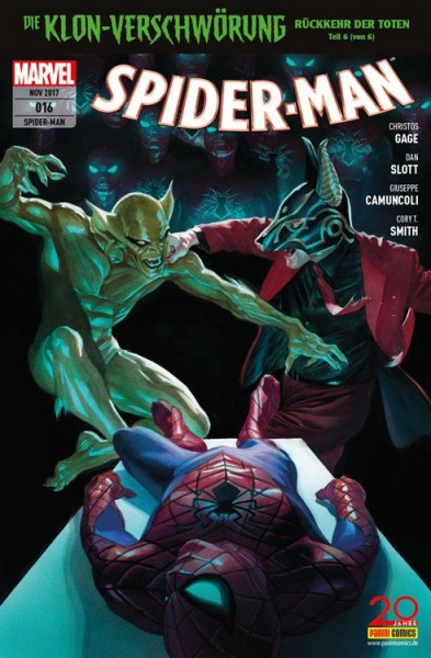 Spider-Man 16 (2016) - Die Klon-Verschwörung - Rückkehr der Toten 6