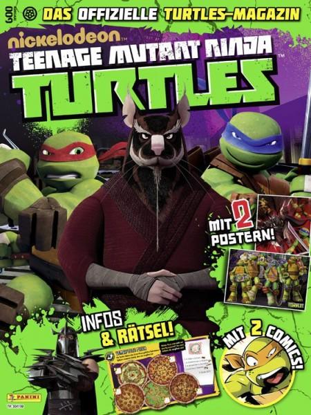 Teenage Mutant Ninja Turtles - Magazin 9