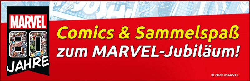 Paniini Comics zu Marvel und dem Marvel Cinematic Universe