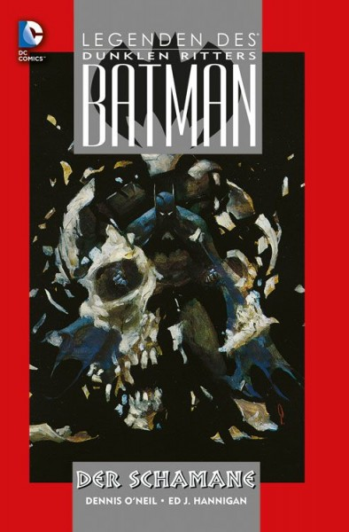 Batman: Legenden des Dunklen Ritters - Der Schamane