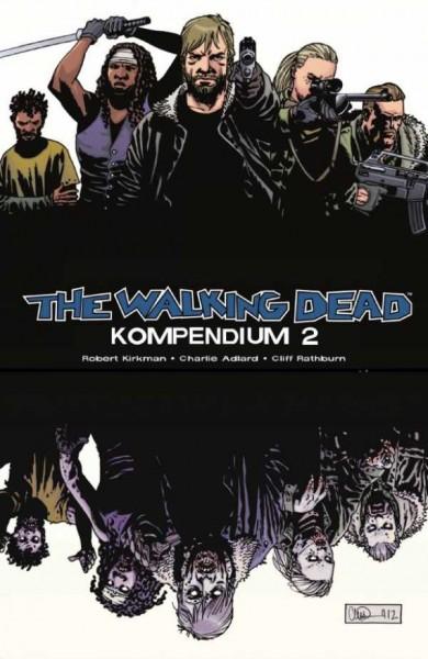 The Walking Dead: Kompendium 2 Cover