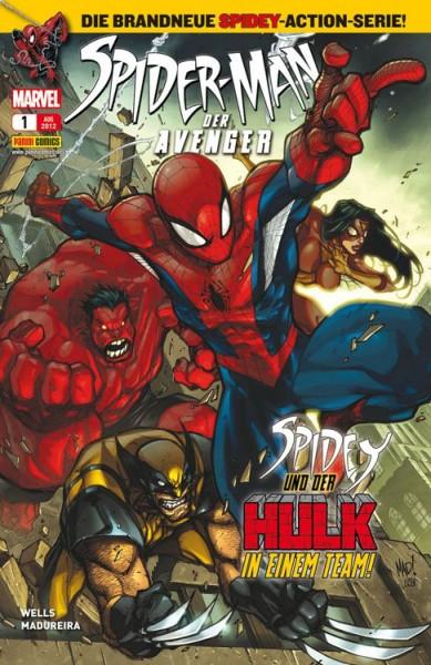 Spider-Man, der Avenger 1