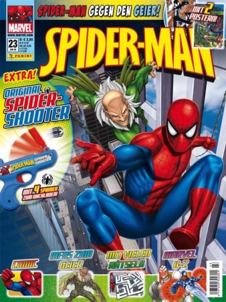 Spider-Man Magazin 23