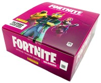 Fortnite Reloaded  Trading Cards - Fatpack Box mit 10 Packs