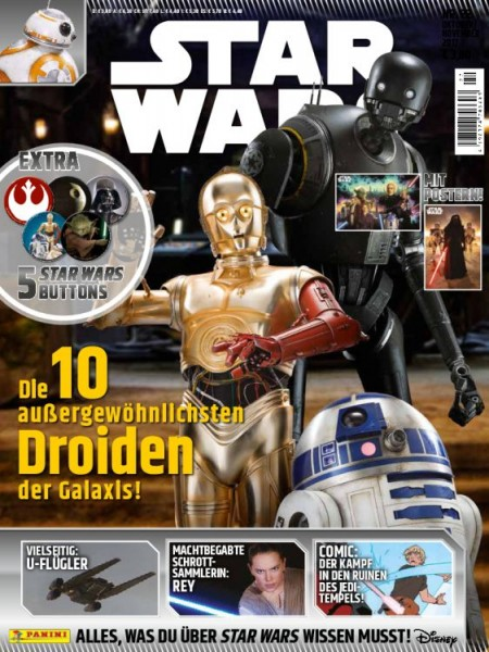 Star Wars - Magazin 22