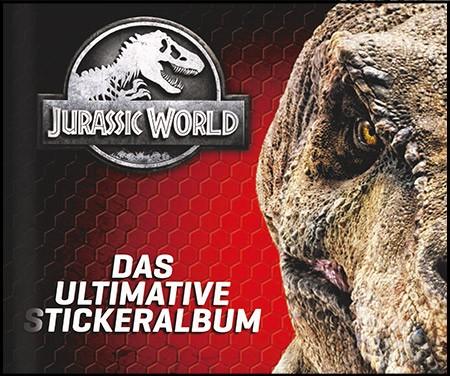 Jurassic World – Die Stickerkollektion