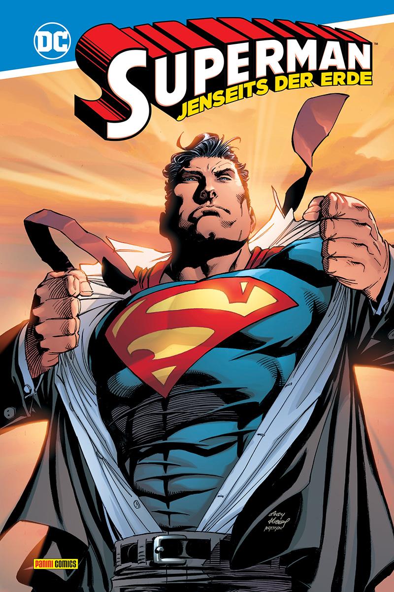 Superman - Jenseits der Erde Hardcover