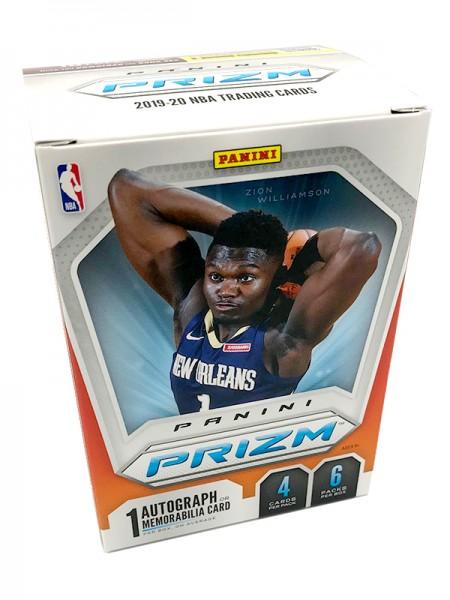 NBA 2019/2020 PRIZM Trading Cards - Blasterbox