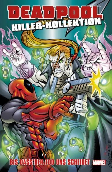 Deadpool Killer-Kollektion 8: Bis dass der Tod uns scheidet Hardcover