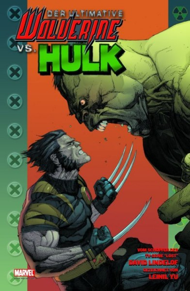 Der ultimative Wolverine vs. Hulk