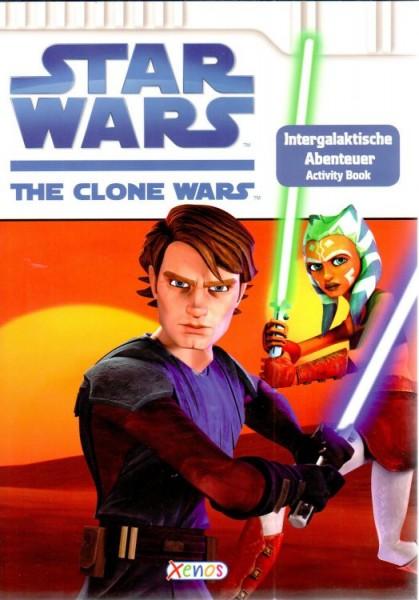 Star Wars: The Clone Wars - Intergalaktische Abenteuer