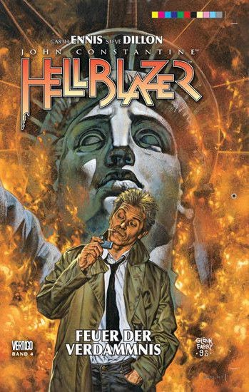Hellblazer Garth Ennis Collection 4 - Feuer der Verdammnis