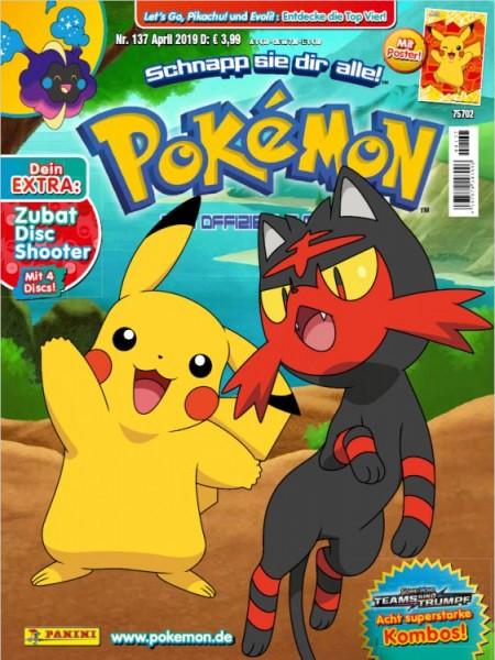 Pokémon Magazin 137