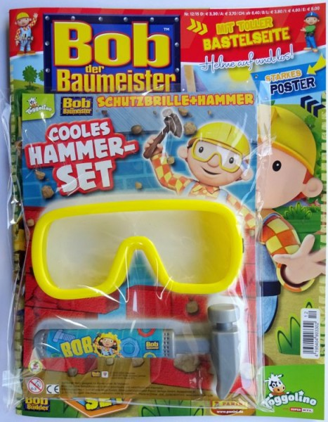 Bob der Baumeister Magazin 12/15