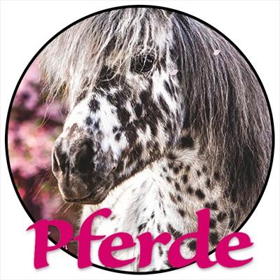 Pferde Stickerkollektion - Reise durch die Welt der Farben