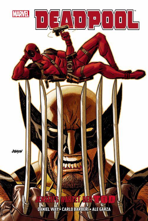Deadpool: Jenseits wartet der Tod...