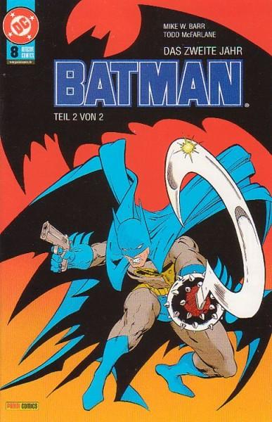 DC Detective Comics 8: Batman - Das zweite Jahr 2