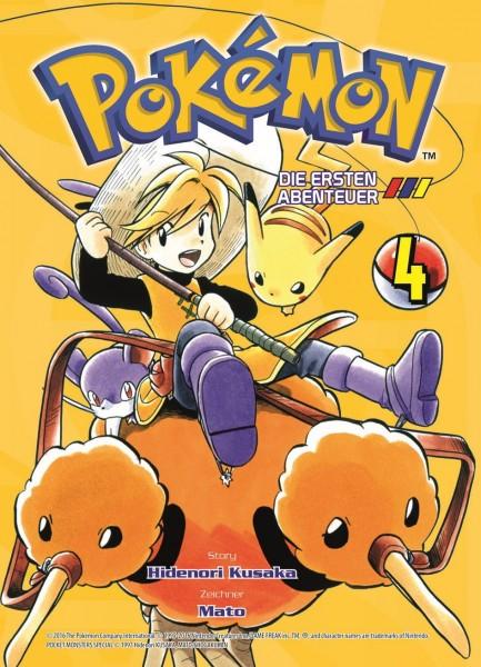 Pokemon - Die ersten Abenteuer 4