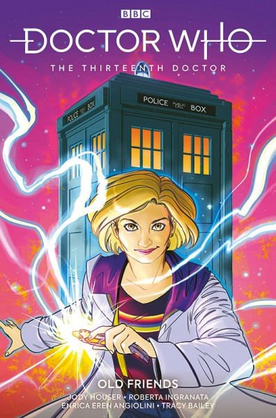 Doctor Who: Der dreizehnte Doctor 3 - Alte Freunde Cover