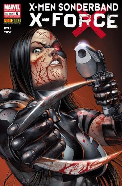 X-Men Sonderband: X-Force 5