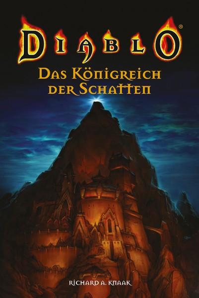 Diablo Das Königreich der Schatten Cover