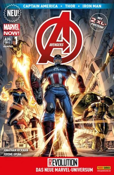Avengers 1 (2013)