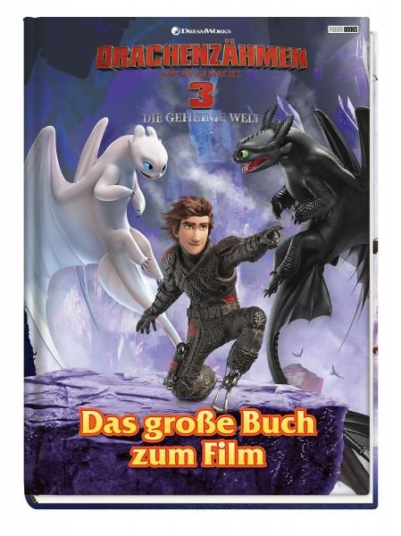 Drachenzähmen leicht gemacht 3: Das große Buch zum Film
